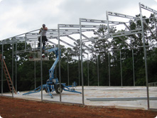 Build of Truss