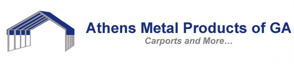 Athens Metal Products of GA | Carports and More...